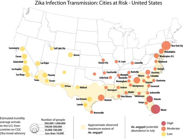 Cities at Risk Zika Foundation